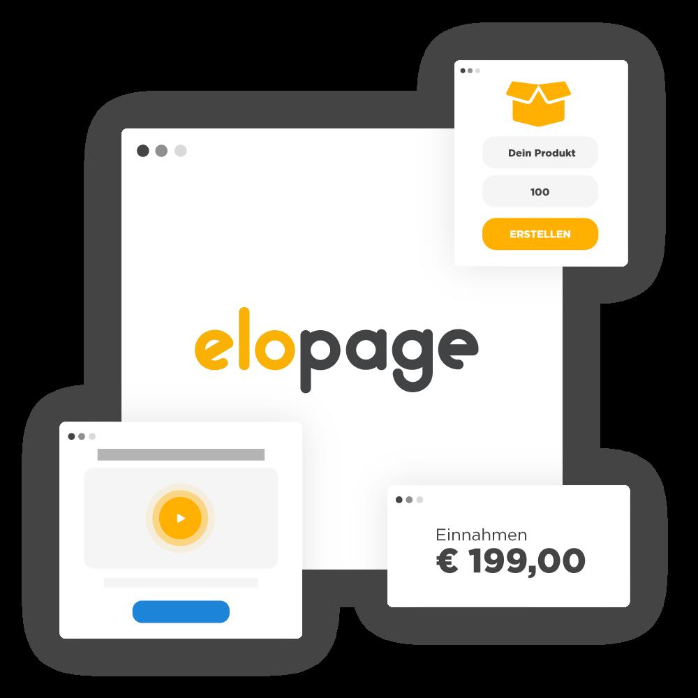 elopage - Digitalisiere dein Business
